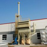 Woodworking dust collector for furniture factory
