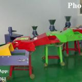 9ZP-0.4C with conveyer belt , fodder cutter / chaff cutter / forage chopper / silage chopper  /  grass chopper