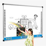 Smart board USB interactive whiteboard with projector for school