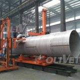 Stainless steel tank fit-up plasma welding center  stainless steel tank welding hot sale