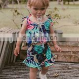 Brand New 6M-5Y Summer Infant Baby Girls Clothes 2PCS Sling Top Back Belt Vest Tops+Shorts Outfit Set 2019