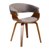 Leisure cafe modern  bentwood dining chair