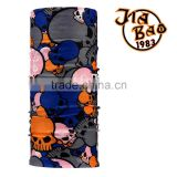 Multi Choice Skull Bandana Seamless Tube Multifunctional Skull Face Mask Scarf Wrap Bandana