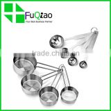 Good Suppliers Cooking Tools Measuring Tool Stainless Steel measuring spoon set                                                                         Quality Choice