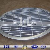 hot dip galvanized steel grating manhole covers