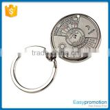 Hot selling 50 years calendar keychain/logo printed metal keychains wholesale                                                                         Quality Choice