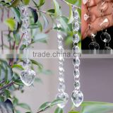 New Design Wedding Decoration DIY Garland Acrylic Beads Strand