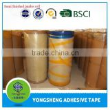 China factory bopp packing tape jumbo roll for tape series