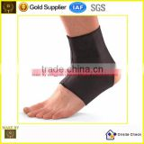 colored elastic ankle brace support guard