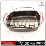 New Style Factory Customized Cast Iron Grill Frying Pan