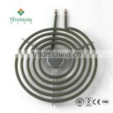 cheapest Factory Price Electric Coil Tubular Heating Element For Electrical Stove hot sell