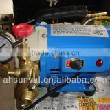 electric pressure testing series pump