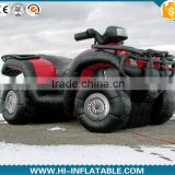 2015 new attractive advertising inflatable monster truck for sale