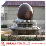Water Fountain Stone Sphere