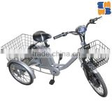 2015 three wheeler electric bike Lead acid battery powered for India