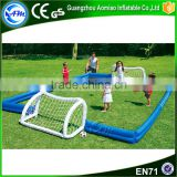 Customize Inflatable Portable Football Field For Kids Play