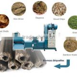 Charcoal powder briquette making machine