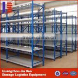 guangzhou medium duty portable retail display rack/medium duty warehouse storage rack