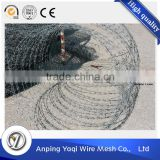 factory direct sale high quality security fence use double twisted barbed wire