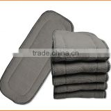 Liner Organic Bamboo Charcoal Insert For Diaper Babyland China Manufacturer