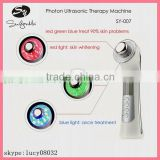 High Quality photon led skin rejuvenation Ultrasonic ion photon skin tightening Beauty Machine