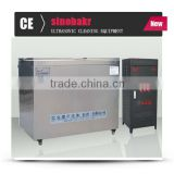Industrial ultrasound equipment ultrasonic cleaner oven cleaning dip tank radiator cleaning machine