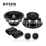 "2015 brand new car audio system 6-1/2"" component car speaker with big output power MAX.380W"