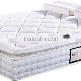 Popular model high quality and durable pillow top pocket spring mattresses with pillow -ZRB 182