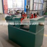 XK-160 competitive lab two roller mill usd for rubber mixing / fine quality open mixing mill for rubber