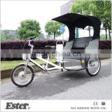 ESTER Electric goods carrier Tricycle Rickshaw price 3 wheel bicycle                                                                                         Most Popular