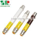 7.2KV High voltage HRC fuses for transformer protection(XRNT)/porcelain high voltage fuse