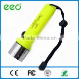 diving lamp Underwater LED diving led torch 18650 Torch Lamp Light, diving torch light