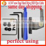 A1347 HDD cable for mac mini SSD fle cable New Dual Hard Drive 076-1412 922-9560 cable testing perfect