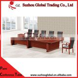 Hot selling big size conference boardroom desks conference bureau