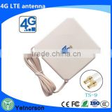 Wholesale 4G LTE Antenna 35dB TS9 4Ghz Booster Signal Amplifier for HUAWEI E589 E392 E368 E586E E398 E587 Router