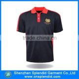 custom polo t shirt with your company logo embroidery designs                                                                         Quality Choice
