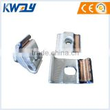 Aluminum parallel groove clamp (APG) extrude type