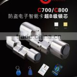 change door lock cylinder,digital cylinder , super cylinder ,eletric cylinder for mechanical lock