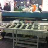 1.8m eco solvent digital flatbed printer machine for KT board,PP hollow sheet,acrylic sheet