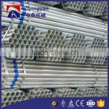astm a53 schedule 40 galvanized steel pipe size chart / gi pipe