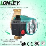Bronze Circulating water pump for hot water& chilled water, Brass circulator pump for drink water