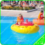 Kids and adults Electric colorful bumper boat