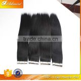 100% Original Human Hair Brazilian Virgin Human Tape Hair for Black Women