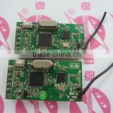 wifi IC board Bbluetooth audio transmitter module audio rf transmitter and receiver module XL-01M