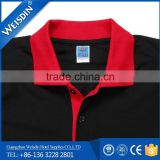 240 grams best selling products 2015 custom promotion women indigo black polo shirt