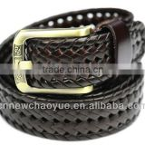2013 Fashion Mens Painted Edge leather belt