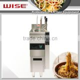 Most Popular Freestanding Auto Lift Up Commercial Electric Noodle Boiler Pasta Cooker with 3 Baskets For Restaurant Use