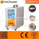 Supply induction heating power, induction heating power supply, induction heating coil
