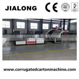 Latest Product Corrugated Paperboard Flute Laminator Machine / Cardboard Laminating Machine / Carton Box Forming Machinery