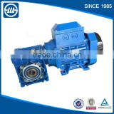 Industrial Power Transmission RV Mechanical Worm Geared Motor